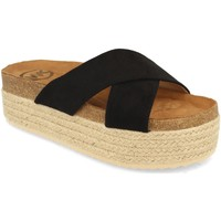 Sapatos Mulher Chinelos Woman Key MT-53 Negro