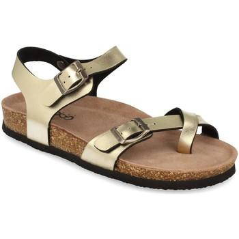 Sapatos Mulher Sandálias Woman Key D18-19 Oro