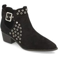Sapatos Mulher Botins Buonarotti 1A-1033 Negro