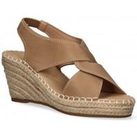 Sapatos Mulher Sandálias Etika 52479 castanho