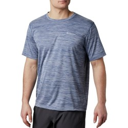 Textil Homem T-Shirt mangas curtas Columbia Zero Rules Short Sleeve Shirt Bleu