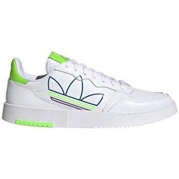 Sapatos Homem Sapatilhas adidas Originals Supercourt Branco