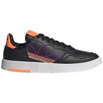 Sapatos Homem Sapatilhas adidas Originals Supercourt Preto