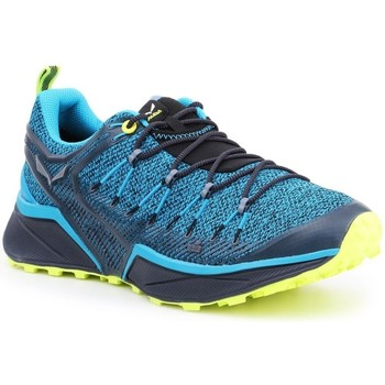 Sapatos Homem Sapatilhas Salewa MS Dropline Azul