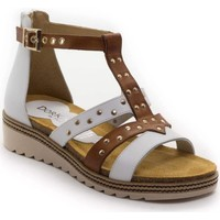 Sapatos Mulher Sandálias Dorking  Blanco