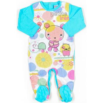 Textil Criança Pijamas / Camisas de dormir Yatsi Pelele Bebe Azul