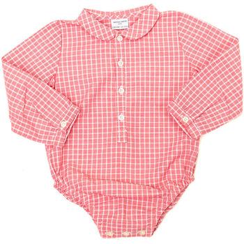 Roupa de interior Criança Camisolas de interior Neck And Neck Body camisa manga larga Neck & Neck Multicolor