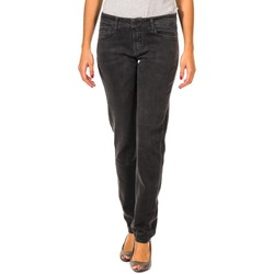 Textil Mulher Calças Jeans Gaastra Pantalon tejano largo Cinza