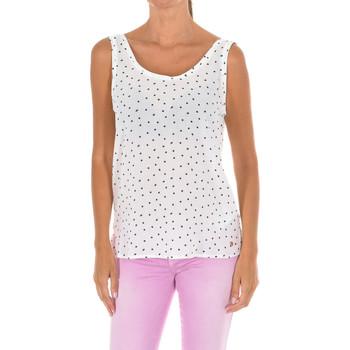 Textil Mulher Tops / Blusas Armani jeans Blusa Multicolor