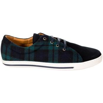 Sapatos Homem Sapatilhas Hackett Sisac Blackwtch Trainr Hackett L. Multicolor