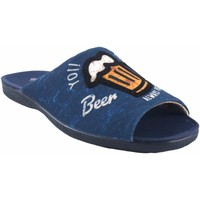 Sapatos Homem Multi-desportos Garzon Vá para casa cavalheiro  6981.081 azul Azul