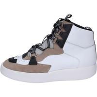 Sapatos Mulher Sapatilhas de cano-alto My Grey Mer Sneakers BJ745 Branco