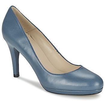 Sapatos Mulher Escarpim Betty London NEGRIT Azul