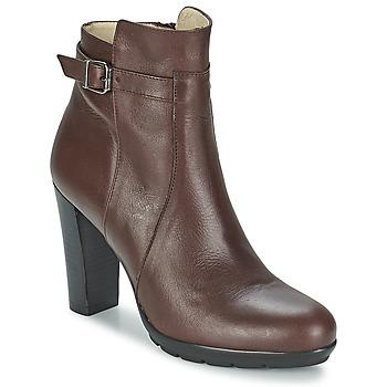 Sapatos Mulher Botins Betty London ARIZONA Castanho