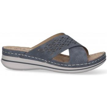 Sapatos Mulher Chinelos Etika 52659 azul
