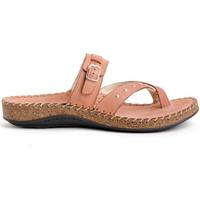 Sapatos Mulher Sandálias Walk & Fly 3861-22200 Rosa