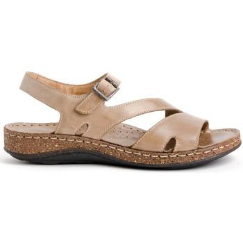 Sapatos Mulher Sandálias Walk & Fly 3861-35580 Bege