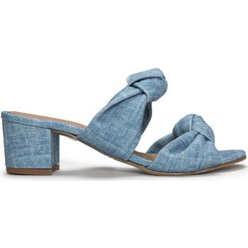 Sapatos Mulher Chinelos Nae Vegan Shoes Jackie_Blue azul