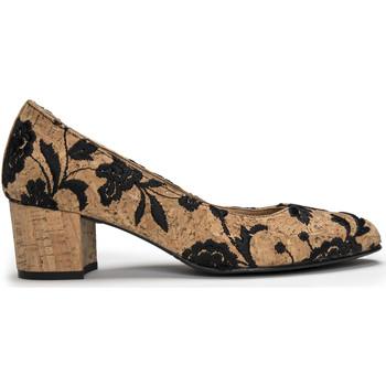 Sapatos Mulher Escarpim Nae Vegan Shoes Lina_Brown castanho