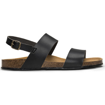 Sapatos Sandálias Nae Vegan Shoes Zander_Black preto