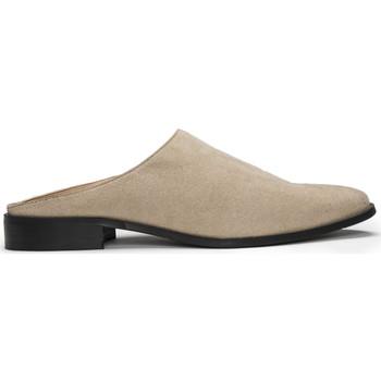 Sapatos Mulher Tamancos Nae Vegan Shoes Zoe_Beige bege