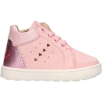 Sapatos Rapariga Botins Balducci - Polacchino rosa CITA4607 ROSA