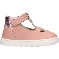 Sapatos Rapariga Sapatos Balducci - Occhio di bue rosa CITA4603 ROSA