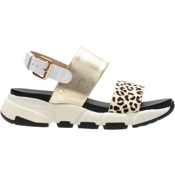 Sapatos Rapaz Sapatos aquáticos Gioseppo - Sandalo oro DETROIT BIANCO