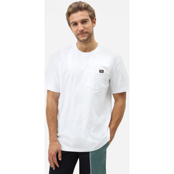 Textil Homem T-Shirt mangas curtas Dickies Porterdale tshirt mens Branco