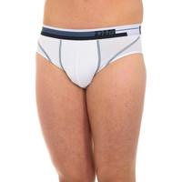 Roupa de interior Homem Cueca DIM Pack-2 Slips Sport Branco