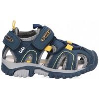 Sapatos Rapaz Sapatilhas de corrida Lois 55052 azul
