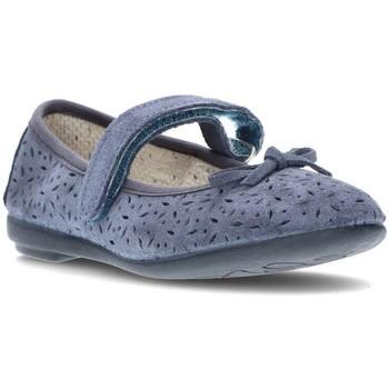 Sapatos Rapariga Sabrinas Vulladi BALLERINA  SERRAJE 6400 PETRÓLEO