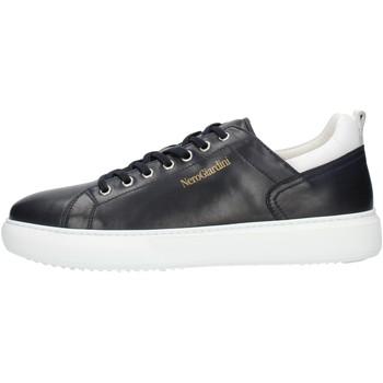 Sapatos Homem Sapatilhas NeroGiardini E102020U Azul
