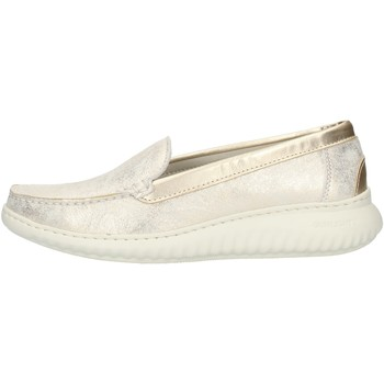 Sapatos Mulher Mocassins Notton 3117 Cinza