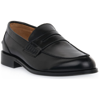Sapatos Homem Mocassins Soldini MONACO NERO Nero