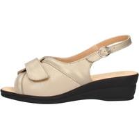 Sapatos Mulher Sandálias Stiledivita - Sandalo beige 5490 BEIGE