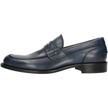Sapatos Homem Mocassins Mercanti Fiorentini 1922 05940 Azul