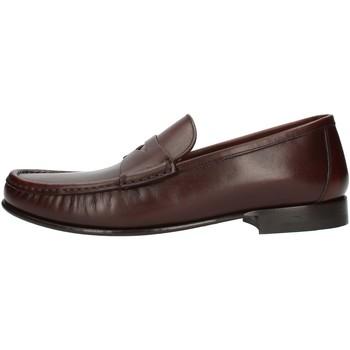 Sapatos Homem Mocassins Mercanti Fiorentini 1922 8334 Castanho