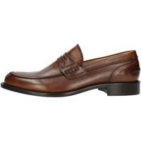 Sapatos Homem Mocassins Mercanti Fiorentini 1922 05940 Castanho