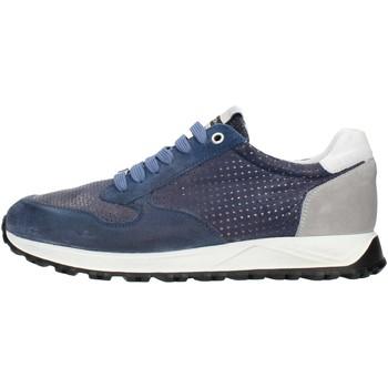 Sapatos Homem Sapatilhas Exton 751 Azul