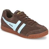 Sapatos Sapatilhas Gola HARRIER Castanho / Azul