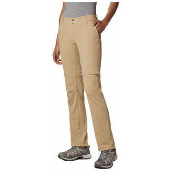 Textil Mulher Calças de treino Columbia  Multicolor