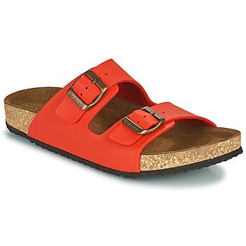 Sapatos Mulher Sandálias El Naturalista VEGANO Vermelho