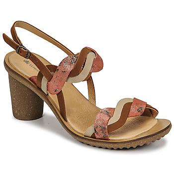 Sapatos Mulher Escarpim El Naturalista FANTASY Castanho