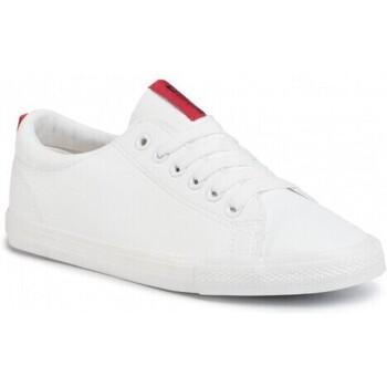 Sapatos Mulher Sapatilhas Big Star DD274685101 Branco