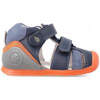 Sapatos Criança Sandálias Biomecanics 212143 Azul
