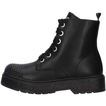 Sapatos Rapariga Botas baixas Café Noir C-800 Preto