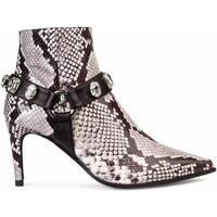 Sapatos Mulher Botins Paco Gil SANDRA Preto
