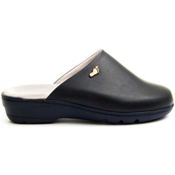 Sapatos Mulher Chinelos Dkel 70458 BLUE