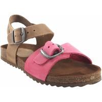 Sapatos Rapariga Sandálias Interbios Sandália para meninos Rosa